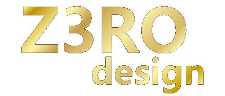 Logo Z3eroDesign
